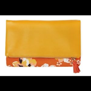 Rachel Pally - reversible Zahara floral clutch